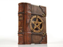 The Necronomicon journal (another angle) by alexlibris999