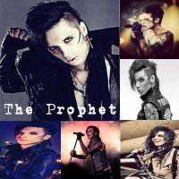 Andy Biersack-The Prophet by KawaiiPenguins16