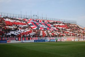 FC Spartak Trnava Light Choreo by FCST23
