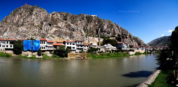 A View From Amasya 02 by SatanJager