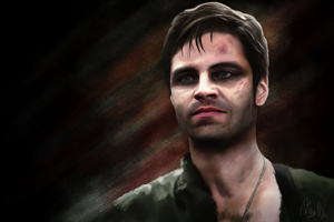 The Soldier - DigiPainting by Lasse17