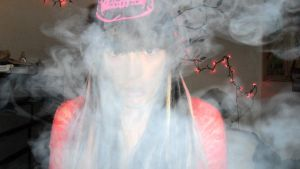 Smoke filled lungs by BrookePricer