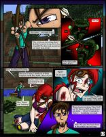 Minecraft: The Awakening Pg19 by TomBoy-Comics