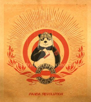 Panda Revolution by xiaobaosg