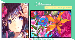 Memorieal artbook Preview by Ponchiux