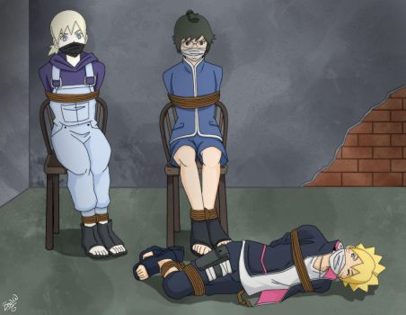 Boruto: Next generation of abductees by ChrisBrewer100