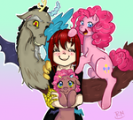 DiscoPie is Magic. by rrred