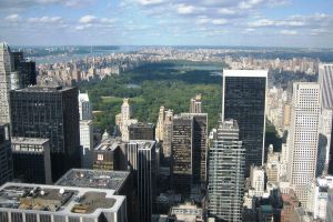 USA, NYC, Top of the Rock by elodie50a
