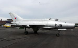 Mig-21F-13 by shelbs2