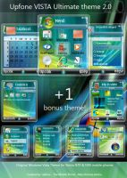 Upfone Vista Ultimate Theme 2 by brthtms