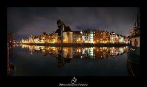 ...Gdansk... by canismaioris