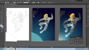 Dead Space(W.I.P.) by placitte2012