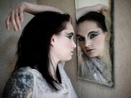 mirror mirror - two years on by andrewfphoto
