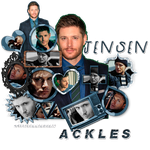 Jensen Ackles blend 02 by HappinessIsMusic