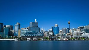 Sydney CBD - 03 by shiroang