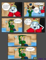 Zelda Is Illogical by CrystalKaleidescope