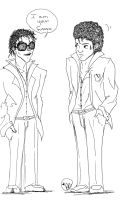 The Michael Jacksons by GG-lover