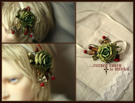 Cursed Roses 12 by cottongrey