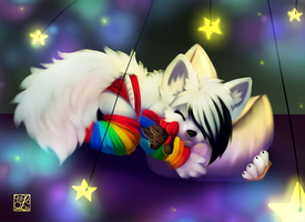 Nap time by Ligax