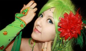 Rydia of the Mist Cosplay 22 by SusanEscalante