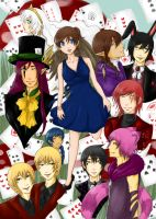 Country of Spades Ver.1 by La-Chocolat