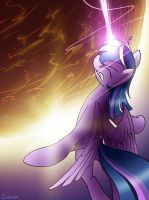 An End and a Beginning by Conicer