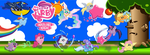 My Little Kirby: Inhaling is Magic by jrk08004
