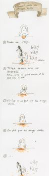 How to make dried oranges by Alpacalligraphy