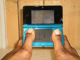 Nintendo 3DS by Nomadl3