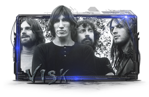 Pink Floyd - Sign by Luciano246BR