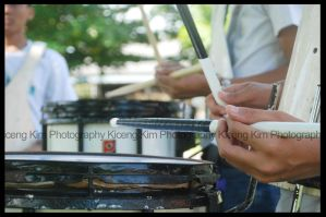 snare drum by KicengKim