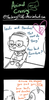 Animal Crossing New Leaf - comic 35 by TheJennyPill
