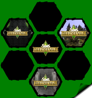 The Sims Medieval by WE4PONX