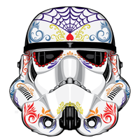 StormTrooper of the dead by abgstudios
