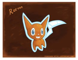 NEW PET : REEVON by PEQUEDARK-VELVET