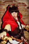 Steampunk Little Red Riding Hood 2 by SierennePoisonz