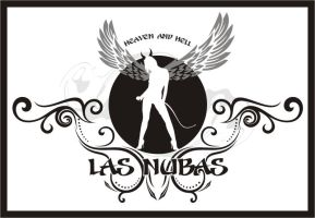 Las Nubas logo by FictionFactory77