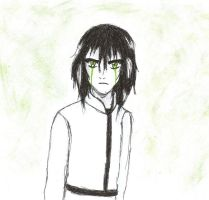 Ulquiorra without his mask by bibi-wish