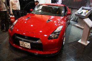 Nissan GTR by christiAnpure