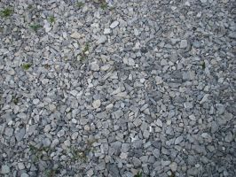 00041 - Small Rough Stone Gravel by emstock