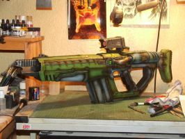 Rail Gun Project Completed 01 by marshon