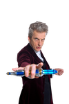 12th Doctor With New Sonic Screwdriver Render #1 by PietroRock