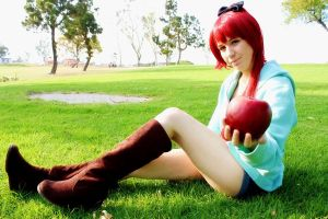 Apple by takai-ouji