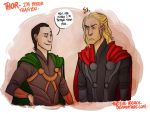 Thor - I'm Better Than You by the-evil-legacy