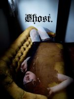 ghost by chiliphili
