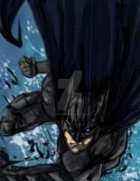 Batman by hyperbooster