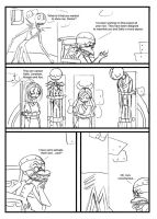 The Skellington family pg 1 by Lily-pily
