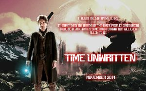 Time Unwritten Teaser Poster 2 by conjob1989