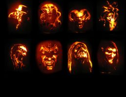 Pumpkin Carving 2011 by Revelation-Six