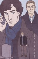 Sherlock: The Fall by ggns